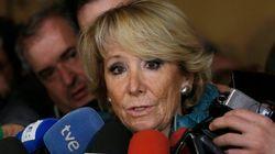 Ahora Madrid 'caza' a Aguirre haciendo esto en mitad de un