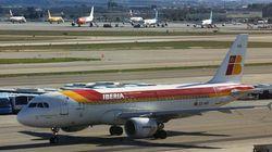 Iberia cancela 415 vuelos por la huelga (CONSULTA LA
