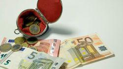 El salario bruto medio anual fue de 22.858,17 euros en