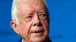 El expresidente estadounidense Jimmy Carter revela que tiene