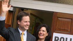 La mujer de Nick Clegg apela a los hombres con