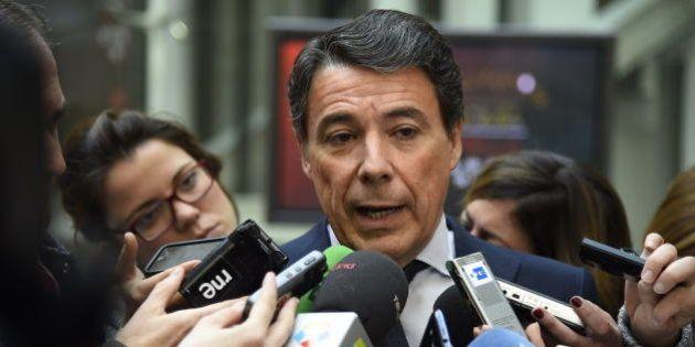 El juez cita como imputados a Ignacio González, a su mujer y a Enrique Cerezo por el