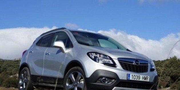 Nos ponemos a los mandos del Opel Mokka, SUV en