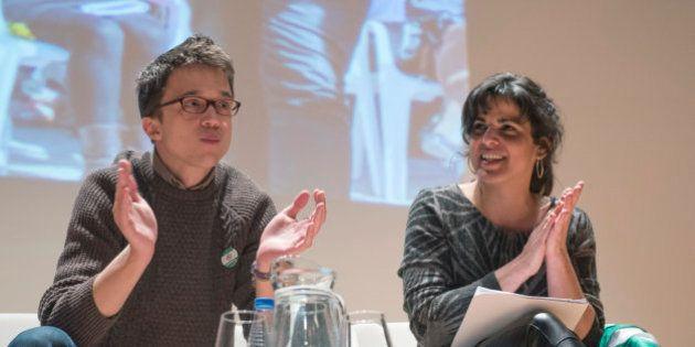 Los afines a Teresa Rodríguez piden a Pablo Iglesias que se olvide del