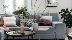 Poco dinero, muchas ideas: redecora tu salón de forma