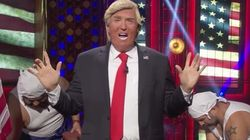 Trump irrumpe en el programa de Buenafuente: