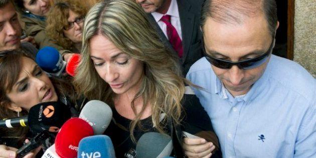 Dimite Olvido Hormigos, la concejala del vídeo erótico del Ayuntamiento de Los