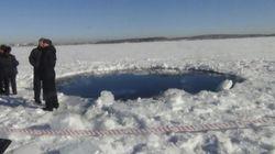 La energía del meteorito ruso, equivalente a 187 bombas