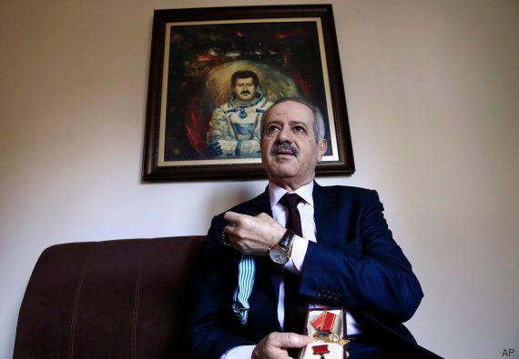 El primer astronauta sirio en el espacio vive como refugiado en