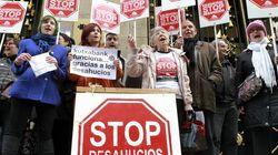 Manifestaciones en 50 ciudades por