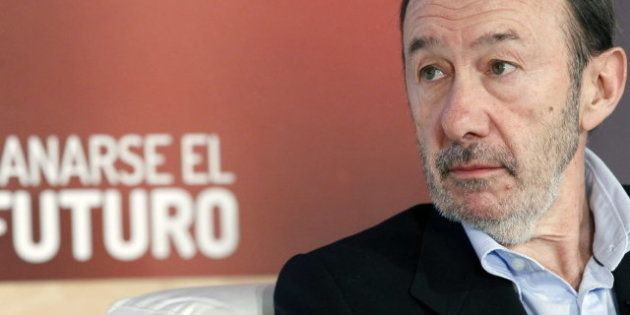 Rubalcaba propone que el PSOE ceda soberanía a los socialistas europeos e incluso cambie su nombre como