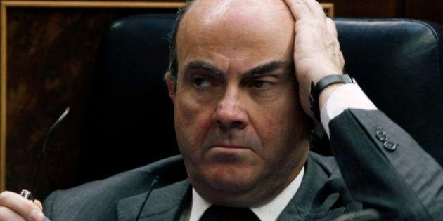 De Guindos dice que la economía española ha dejado de ser el gran tema en las reuniones del