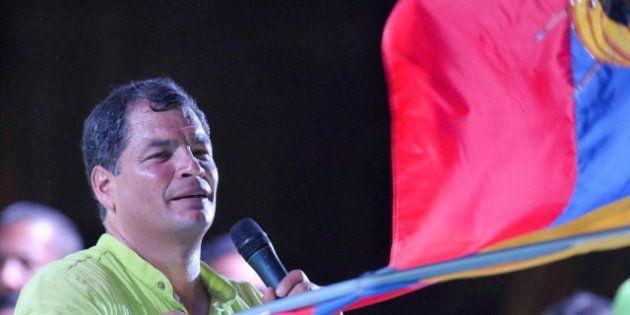 Elecciones Ecuador 2013: Más de 11 millones de ecuatorianos votan con Correa como claro