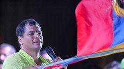 Ecuador elige presidente: Correa es