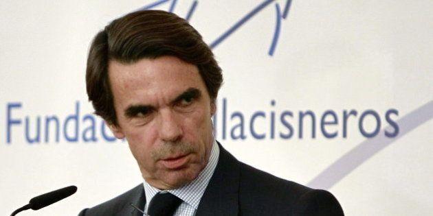 Aznar pide