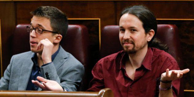 Dimiten nueve dirigentes de Podemos en Madrid afines a