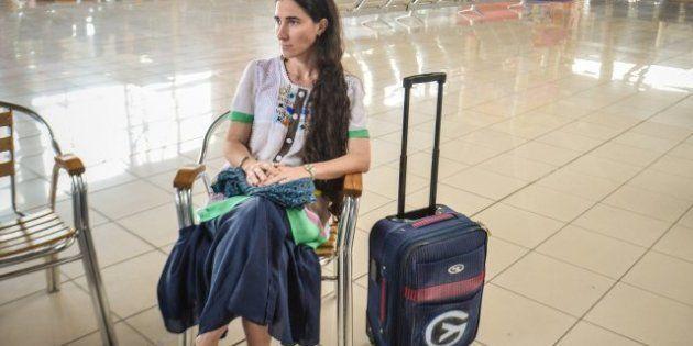 La bloguera cubana Yoani Sánchez emprende una gira internacional tras años de negativas para