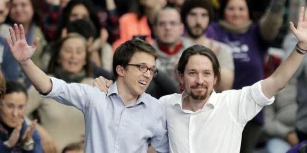 Iglesias y Errejón exhiben unión en Twitter para acallar los rumores de