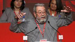 Méndez se despide de UGT reivindicando la