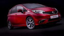 Nissan Note, nueva cara para el monovolumen