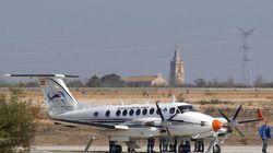 Aterriza el primer avión en el polémico aeropuerto de