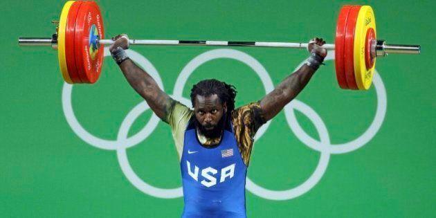 Kendrick Farris, el levantador de pesas de EEUU que es vegano desde