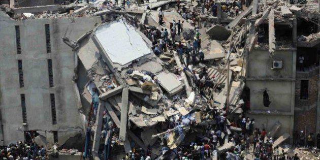 La industria textil de Bangladesh sigue igual un año después del derrumbe con más de 1.100