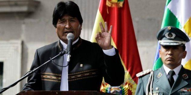 Evo Morales expropia Sabsa, la filial de Abertis y Aena que gestiona los aeropuertos de