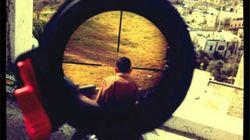 Un niño palestino, en el punto de mira en Instagram