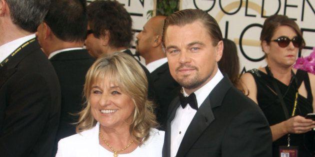 Esta foto de Leonardo DiCaprio de bebé se está haciendo viral... y no es por lo que