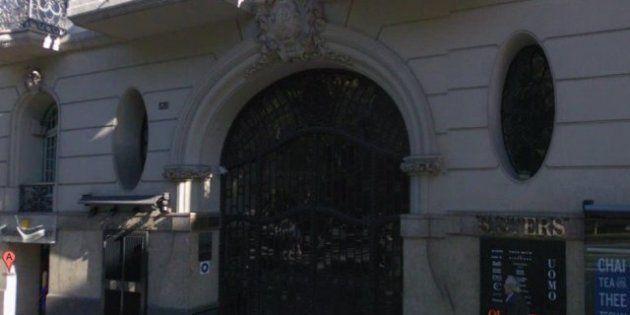 La Policía custodia la sede de la agencia de detectives Método 3 en