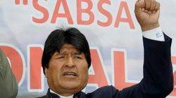 Evo Morales coquetea con el