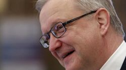 Rehn enseña la