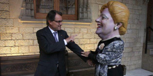Artur Mas: Aznar demuestra