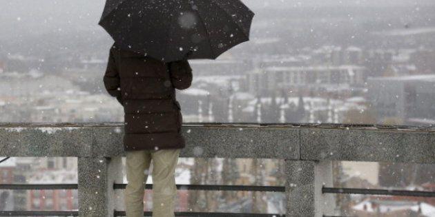 Mucho frío para el fin de semana: Las máximas no superarán los 5