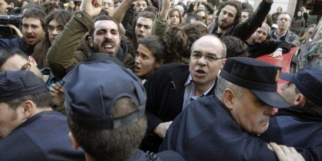 Los bomberos catalanes se negarán a actuar en los