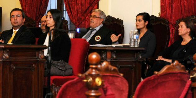 Caso 'Isabel Carrasco': Montserrat y Triana, condenadas a 22 y 20 años; Gago, a cinco por