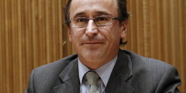 Alfonso Alonso, sobre el Bárcenas: