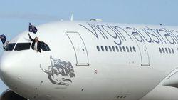 Alerta en un vuelo a Bali por un pasajero