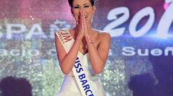 Miss España, en concurso de