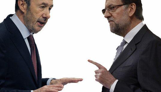 Aquí debates tú: ¿Quién ha ganado, Rajoy o Rubalcaba?