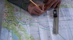 La búsqueda del avión malayo se