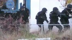 Así liberó el GEO a un hombre secuestrado en Madrid