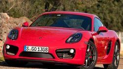 Nos ponemos al volante del Porsche Cayman