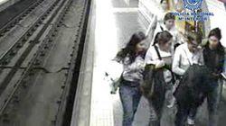 Detenidas las carteristas más activas del metro de