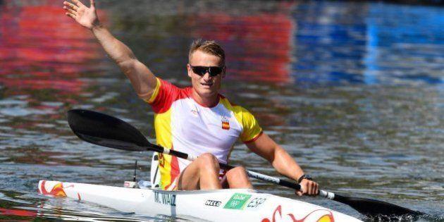 El español Marcus Cooper Walz, oro en piragüismo K1