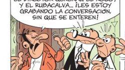 Mortadelo, Filemón... y Rojoy y Rubacalva