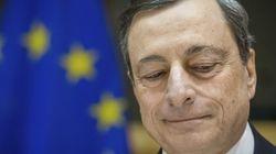 Draghi usa toda su