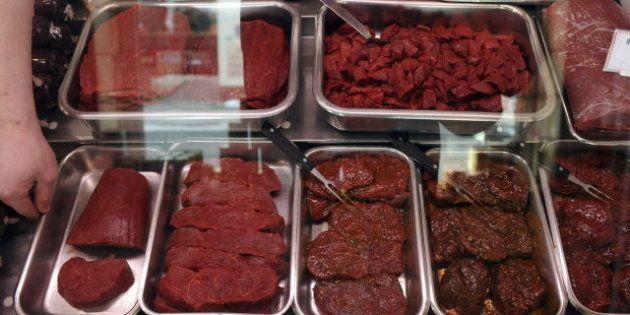 España no le hace ascos a la carne de caballo en medio del