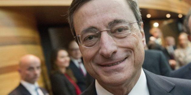 Sueldo de Mario Draghi: el presidente del BCE cobró en 2012 más de 370.000